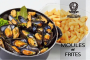 Moules & Frites at Monte Cassino