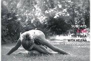 Sunday Yin Yoga with Helena