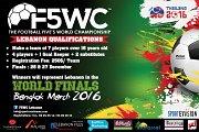 Football Five's World Championship | Lebanon Qualifications
