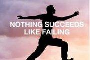 Nothing Succeeds Like Failing