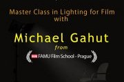 Master Class in Lighting for film @ LFA