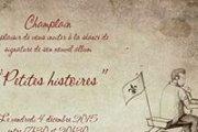 """Signature de l'album du groupe Champlain - """"Petites Histoires"""""""