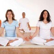 Free Happy Hour Meditation - Stretch. Breathe. Meditate.