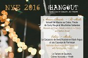 New Year's Eve 2016 at Hangout Beirut