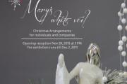 Mary's White Veil - Christmas Arrangements