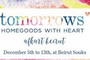 Tomorrows ♡ Afkart Designers' Christmas Fair - Beirut