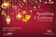 Sparkling Christmas at the Jewelry Souks