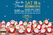 100 Santa Claus Parade