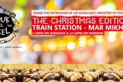 Souk El Akel - Christmas Edition at Train Station