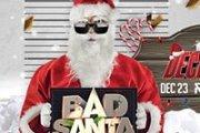 Decadance. The Christmas Edition: BAD SANTA