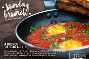 Sunday Brunch at Junkyard Beirut