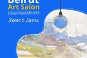 Beirut Art Salon- Sketch Jams