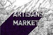 Artisans Market in Saifi Village