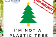 I'M NOT A PLASTIC TREE