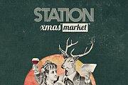 STATION Xmas Market