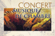 Concert MUSIQUE DE CHAMBRE