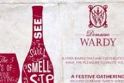 A Festive Gathering with Domaine Wardy