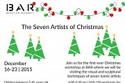 The Seven Artists of Christmas