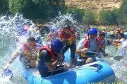 Rafting in Hermel with Baldati