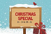 Christmas Special at Super Me