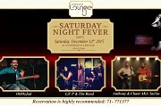 Saturday Night Fever at Symposium Lounge