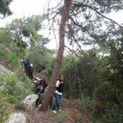 Hiking in NAHER EL-KALEB- with DALE CORAZON