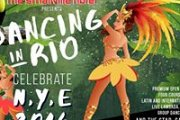DANCING IN RIO - NYE 2016 at The Smallville Hotel