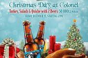 Colonel Beer presents: Christmas Day