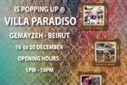 #SistaAtTheVilla - Sista Browns Christmas Pop up Store at Villa Paradiso