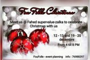 FouFolle Christmas at Fahed Super Value