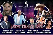 NYE at the Regency Palace Hotel with Fady Reaidy, Melhem Zein, Naji El Osta & much more