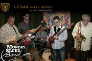 Monday Blues Band at Le Bar de Taillevent par Maroun Chedid