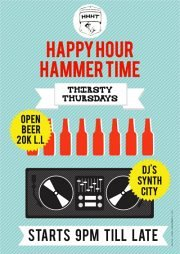 Stop..... It's  Hammer Time Pasteur!