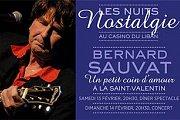 Bernard Sauvat en concert au Liban
