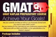 GMAT® Kaplan Preparatory Course