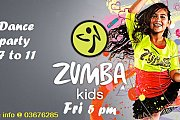 Zumba for 7-11 years old kids