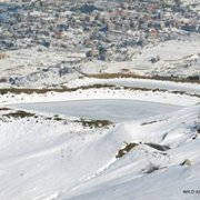 Snowsheoing To Falougha Lakes with Wild Adventures