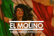 LAMINA'S KITCHEN - EL MOLINO - MEXICAN COOKING CLASS