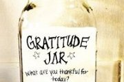 Gratitude Attitude Workshop - Create your gratitude jar for 2016