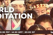 1 WORLD 1 MEDITATION: Largest Online Meditation with Sri Sri Ravi Shankar