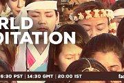 1 WORLD 1 MEDITATION: Largest Online Meditation with Sri Sri Ravi Shankar