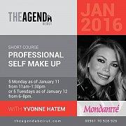 Professional Self Make up Workshop by Yvonne Hatem at The Agenda