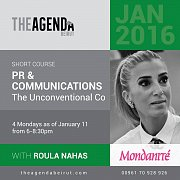 PR & Communications The Unconventional Co with Roula Nahas