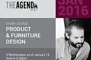 Product & Furniture Design Workshop with Paul Moawad
