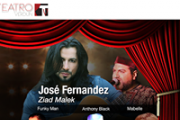 Teatro Night with José Fernandez & other artists