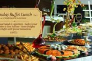 Sunday Buffet Lunch at Symposium Lounge