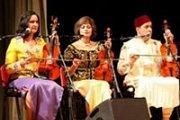 Les Beaux Arts D'Alger LIVE @ The Back Door 'World Music Wednesdays'