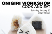 Onigiri Workshop | Cook & Eat