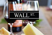 Cheese & Wine at Wall Street Bar & Grill