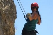 Climbing, Rappelling and Zipline with Vamos Todos